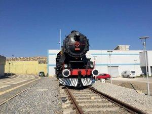 Malatya'da Nostaljik Tren Parkının Açılışı Gerçekleştirildi