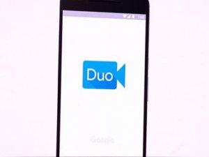 Google'dan görüntülü görüşme uygulaması: DUO