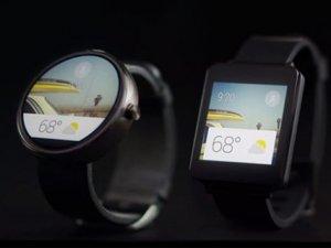 Google Android Wear'ın yeni sürümünü tanıttı