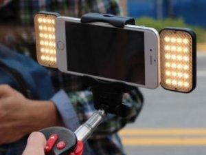 En çılgın selfie çubuğu