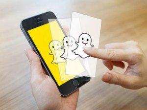 Snapchat'e sansür geliyor