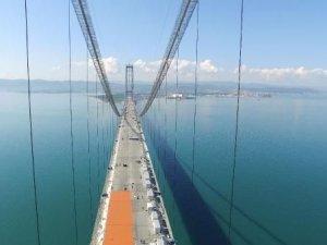 Körfez Köprüsü Ramazan Bayramı'na hazırlanıyor