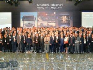 Mercedes-Benz Türk'ten otomotiv sanayiine küresel destek