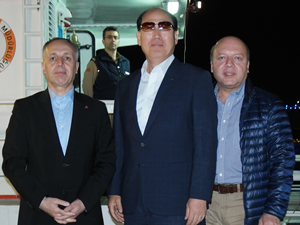 IMO Genel Sekreteri Kitack Lim, Dünya İnsani Zirvesi için İstanbul'a geldi