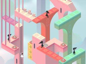 Monument Valley iOS'ten kazandı!