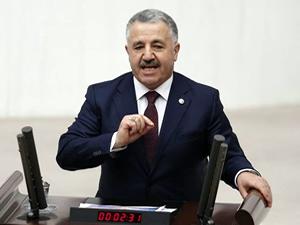 Ulaştırma, Denizcilik ve Haberleşme Bakanı Ahmet Arslan oldu