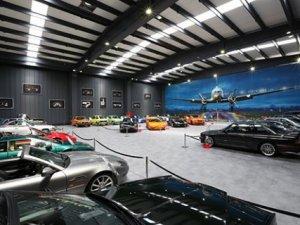 Türkiye'nin en büyük klasik otomobil müzesi 'Key Museum' İstanbul'a geliyor