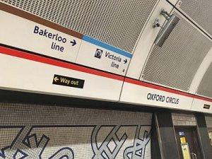 Londra'da 24 saatlik metro için geri sayım başladı