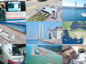 Almanlardan mega projelere övgü!