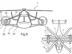 Airbus'ın yeni hamlesi; Hypercopter