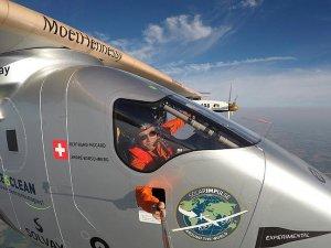 'Solar Impulse 2' 13. etabını tamamladı