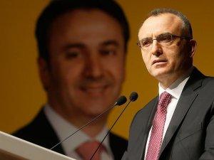 Maliye Bakanı Ağbal: Vergide sağlanacak adalet devlete olan güveni artırır