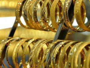 Altının onsu 2 ayın en düşük seviyesini gördü