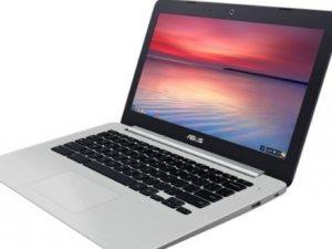 Asus'tan yeni bir Chromebook bilgisayar