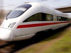 Almanya'nın yüksek hızlı treni ICE 25 yaşında