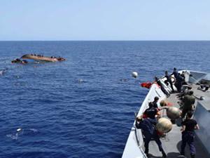 Sicilya açıklarında yine göçmen faciası: 45 ölü