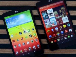 LG G Pad 3 8.0 çıktı