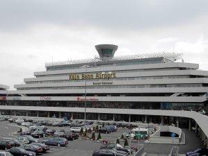 Köln-Bonn Havalimanı'nda alarm