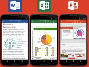Microsoft Office uygulamaları güncellendi