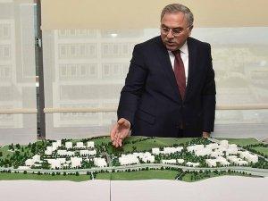 TOKİ İstanbul Akıllı Şehir Kongre ve Fuarında yer alacak