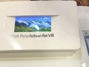 Samsung, VR destekli telefon ekranı geliştiriyor