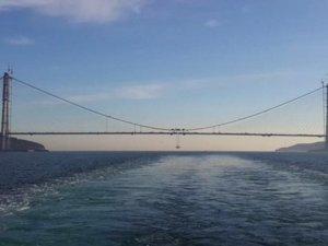 3. Boğaz Köprüsü'nde test sürüşleri başladı