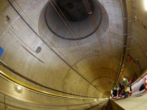 Dünyanın en uzun tüneli Gotthard Base açıldı