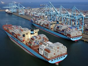 DBA belgesi olmayan konteynerler gemilere yüklenemeyecek