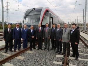 Bozankaya'nın tramvaylarına tam puan