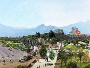 Antalya'da turizme dev yatırım
