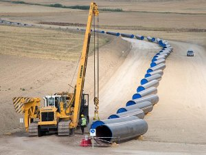 'Türkiye enerjide AB için stratejik ortak'