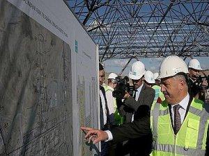 Ulaştırma Bakanı Ahmet Arslan: 'Kanal'ın konsepti V