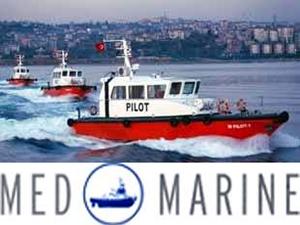 Med Marine YILPORT M isimli römorkörü İzmit Körfezi'nde hizmete alıyor