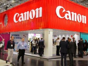Canon, dijital baskının sınırlarını zorluyor!
