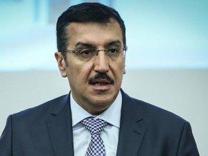 Bakan Tüfenkci: Türkiye ekonomisi büyümeye devam etmektedir