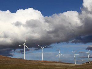 Rüzgarda 6 bin megavat hedefi yakın