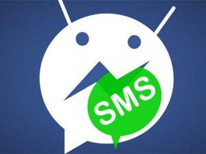 Facebook SMS'e göz dikti!
