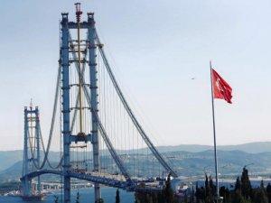 Osman Gazi Köprüsü için son 15 gün