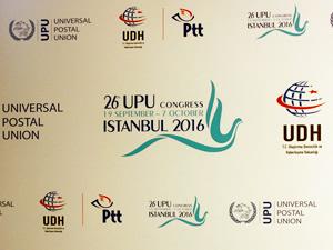 26. Dünya Posta Birliği Kongresi İstanbul'da yapılacak