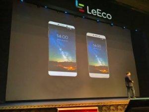 8 GB RAM'e sahip ilk telefon: Le Max 2 Pro