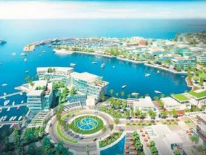 Galataport Karaköy'ü uçurdu