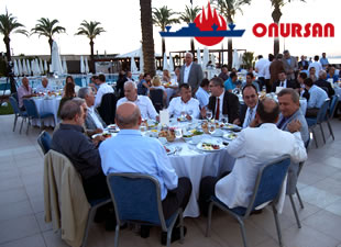 Denizcilik sektörü ONURSAN iftarında biraraya geldi