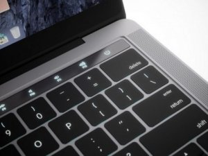 Yeni MacBook Pro, F tuşları yerine ekran kullanacak