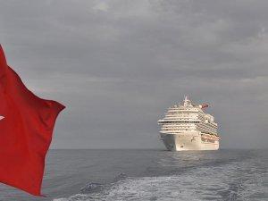 Kruvaziyer turizmin gözdesi Türkiye
