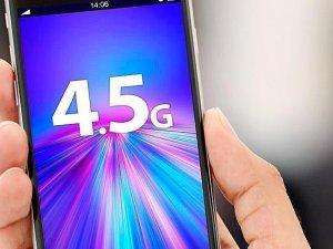 İki aboneden biri 4,5G'yi seçti