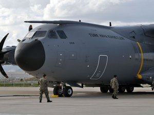 Kara Kuvvetleri'ne 6 uçak
