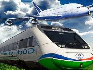 Uçak ve hızlı tren bilet fiyatları indirilmeli