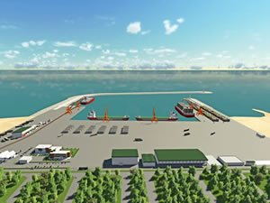 Sakarya'daki otomobil üreticileri Karasu Limanı'nın açılışını bekliyor