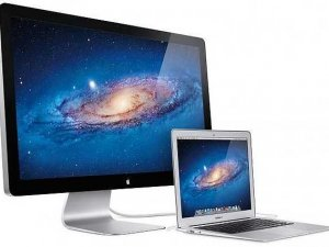 Apple, 27 İnç thunderbolt monitörü bitiriyor