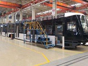 Akçaray Tramvay Projesi'nde son 100 güne girildi